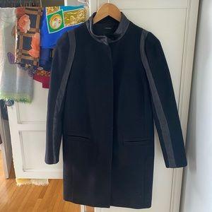 Club Monaco Italian Wool Pea Coat